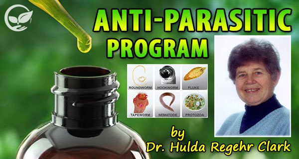 APT - Anti parazitni program po dr. Huldi Clark